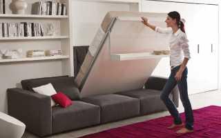 Обзор складной мебели, особенности материалов и конструкций разного типа