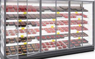 Какие встречаются холодильные шкафы со стеклянной дверью, их особенности