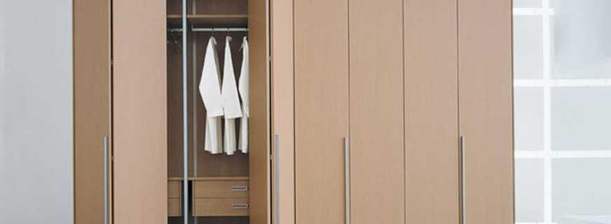 Обзор шкафов гармошек, как правильно выбрать