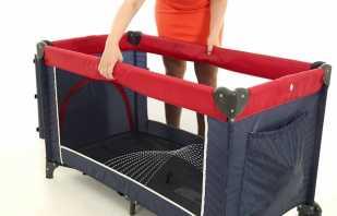 Правила сборки кровати-манежа, как сделать работу самостоятельно