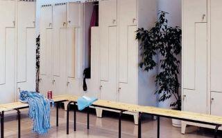 Металлический шкаф в гардеробную, обзор моделей