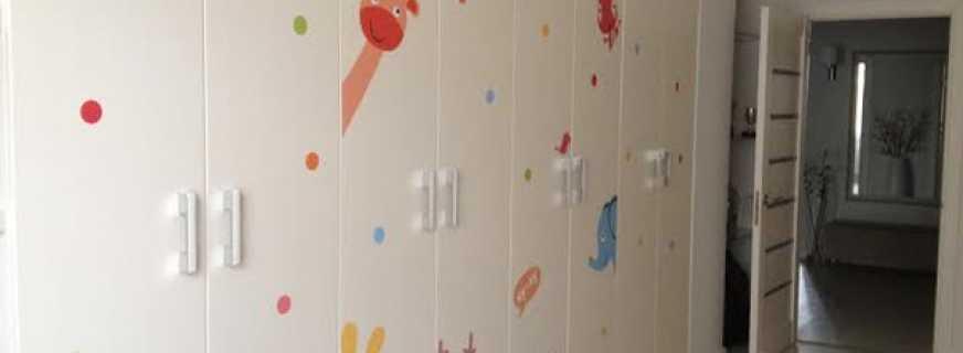 Применение мебельных наклеек для декора и маскировки дефектов