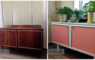 Способы покраски старой мебели, технологии и модные тенденции