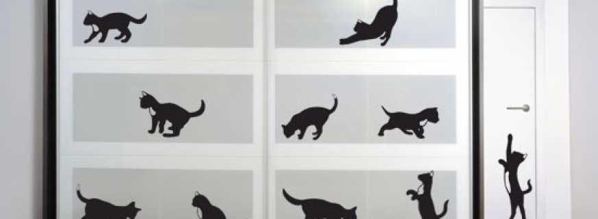 Обзор картинок для мебели, нюансы применения