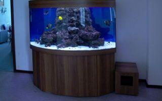 Изготовление тумбы для аквариума, как сделать своими руками