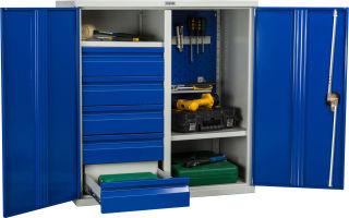 Критерии выбора шкафа для инструментов, обзор моделей