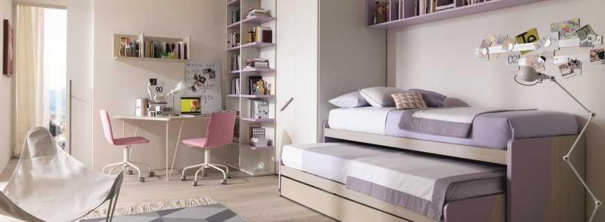 Правила расстановки мебели в комнатах с разной площадью