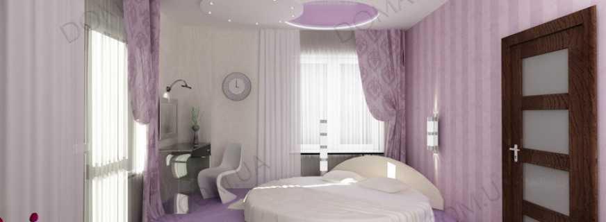 Обзор популярных моделей круглых кроватей, нестандартные дизайнерские идеи
