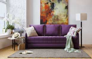 Причины популярности дивана еврософа, модификации изделия