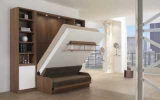 Существующие модели шкафов диванов кроватей трансформеров, в чем их удобство