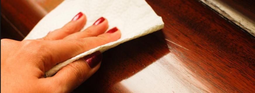 Как выбрать полироль, идеально подходящий для вашей мебели