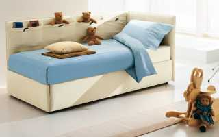 Отличительные особенности угловых детских кроватей, критерии выбора