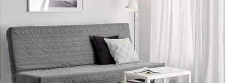 Причины популярности дивана Бединге от Икеа, его комплектация