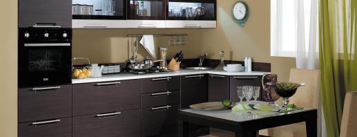 Какой бывает мебель модульная в кухню, модульные конструкции