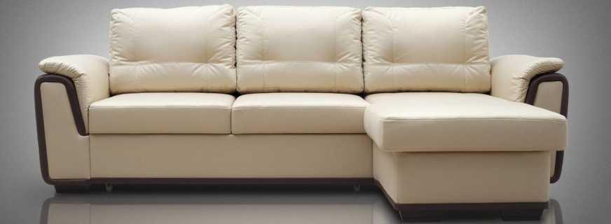 Характеристики углового дивана с механизмом трансформации дельфин