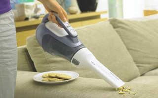 Советы по выбору пылесоса для мебели, обзор моделей