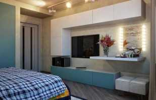Какими могут быть навесные шкафы в спальню, как выбрать