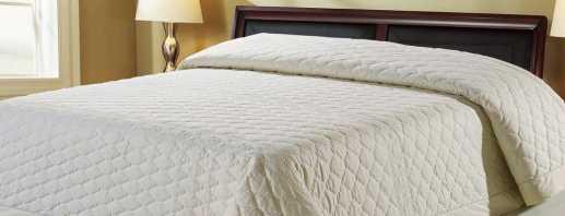 Назначение стеганых покрывал для кровати и их характеристики для правильного выбора