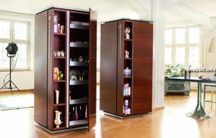 Варианты шкафов пеналов в кухню, критерии выбора