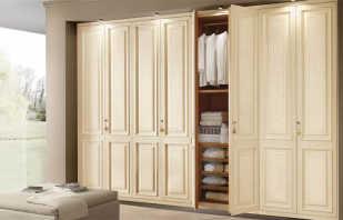 Обзор распашных шкафов, важные нюансы выбора