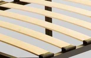 Виды ламелей для кровати, особенности конструкции и назначение
