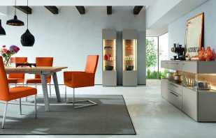 Традиционные особенности немецкой мебели, популярные модели