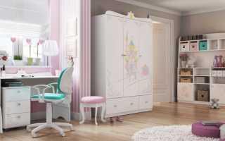 Где купить мебель для детской, и как ее разместить