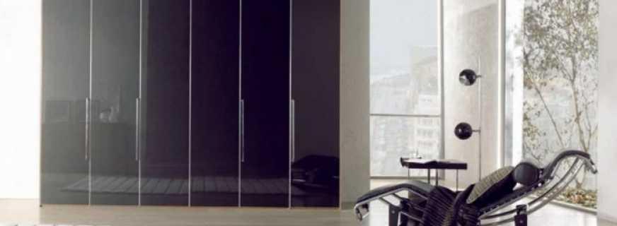 Обзор современных шкафов, самые эффектные модели
