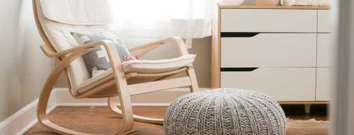 Модификации кресла Поэнг от Икеа, инструкция по сборке
