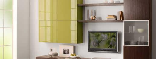 Правила выбора корпусной мебели в гостиную, советы специалистов