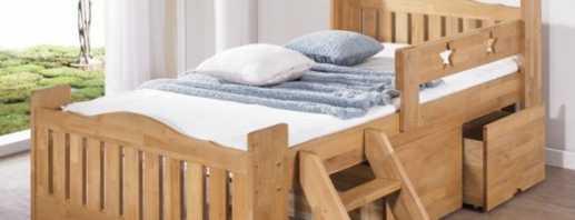 Этапы создания своими руками детской кровати, как не допустить ошибок