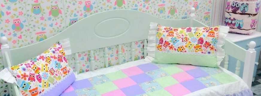 Варианты детской кровати-тахты, основные преимущества изделия