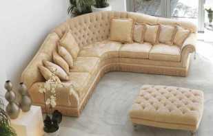 Критерии выбора угловой мягкой мебели и лучшие модели