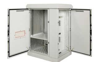 Особенности уличных электрических шкафов всепогодных, советы по выбору