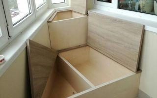 Варианты мебели для балкона, а также рекомендации по выбору и расстановке