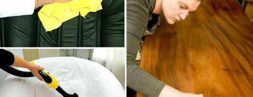 Как ухаживать за мебелью, полезные рекомендации