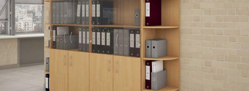 Особенности выбора шкафов для офиса, обзор моделей