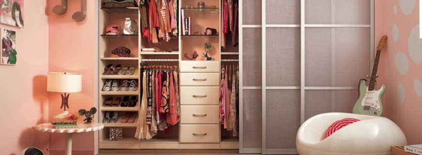 Обзор шкафов для детской, как сделать правильный выбор