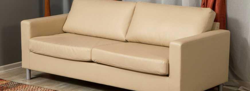Руководство по разборке дивана в зависимости от типа конструкции