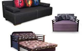 Популярные модели диванов-кроватей, какие наполнитель и обивка наиболее практичны