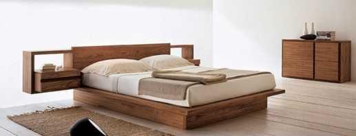 Плюсы и минусы современных двуспальных кроватей, основные характеристики