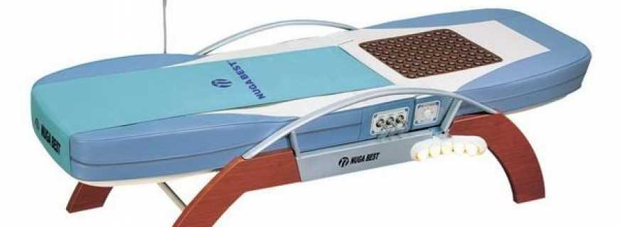 Чем полезны массажные кровати, существующие противопоказания к использованию