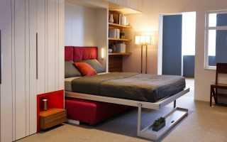 Разновидности, преимущества и недостатки откидных детских кроватей
