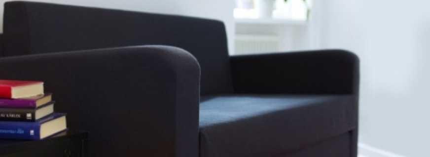 Достоинства и недостатки дивана Икеа Сольста, функционал модели