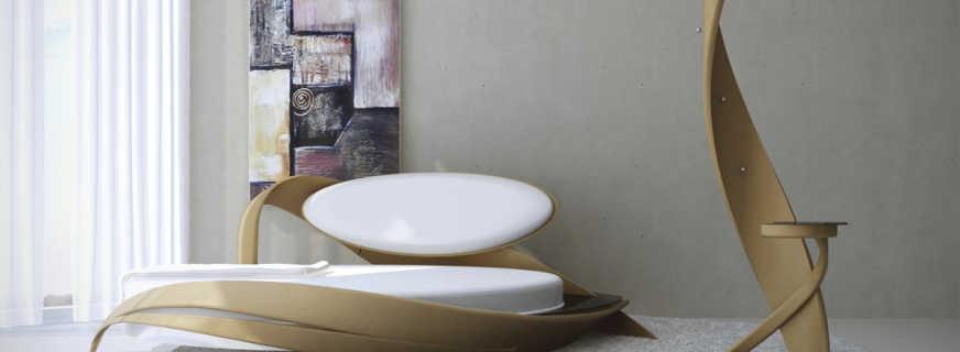 Обзор эксклюзивной мебели, уникальные шедевры мастеров, важные нюансы