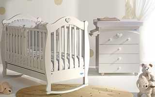 Какие существуют детские кровати качалки, преимущества и недостатки перед другими моделями