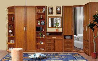 Особенности угловой мебели в гостиную, существующие варианты