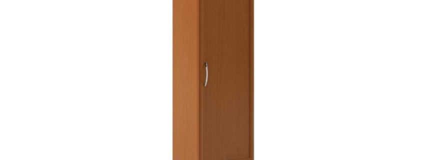 Критерии выбора шкафов пеналов, обзор моделей