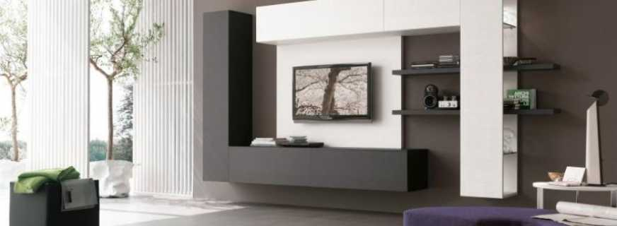 Особенности мебели в стиле хай тек, создание современного интерьера