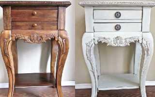 Инструкция по покраске мебели, полезные советы